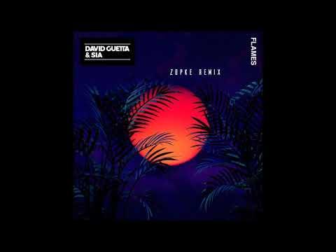 David Guetta & Sia - Flames (Zopke Remix) [3D Sound]