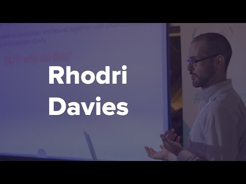 Giving Unchained: could the blockchain transform charity? (Rhodri Davies)