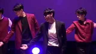 가수오디션반 남자아이돌팀 | 아이콘 -  사랑을 했다  | 보컬 콘서트 | 대전댄스보컬학원