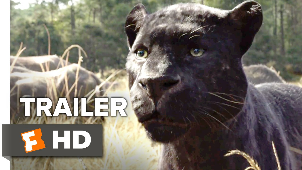 The Jungle Book Official Teaser Trailer 1 2016 Scarlett