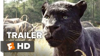 The Jungle Book Official Teaser Trailer #1 (2016) - Scarlett Johansson, Bill Murray Movie HD thumbnail