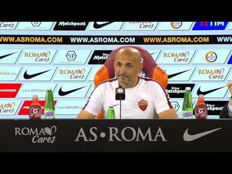 """La conferenza di Spalletti: """"Io mi sento ottimista per quello che ho visto in questa squadra"""""""