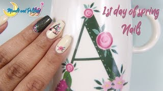 1st Day of Spring Nails