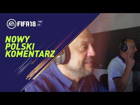 FIFA 18 - nowy polski komentarz