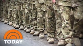 Nude Photo Scandal Rocks Marine Corps | TODAY