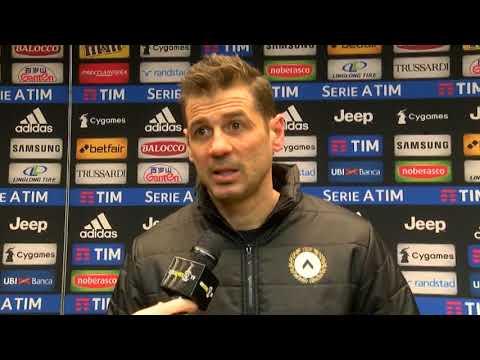 11 marzo 2018 Bizzarri  post Juventus - Udinese