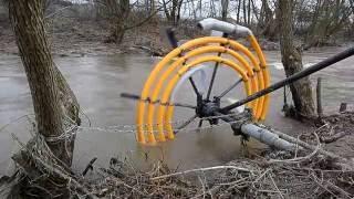 Водяной насос без электричества