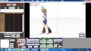 [MMD]Видеоурок: Ошибки аниматоров 2