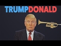 TRUMP DONALD | USE A TRUMPET AND MESS WITH DONALD'S HAIR