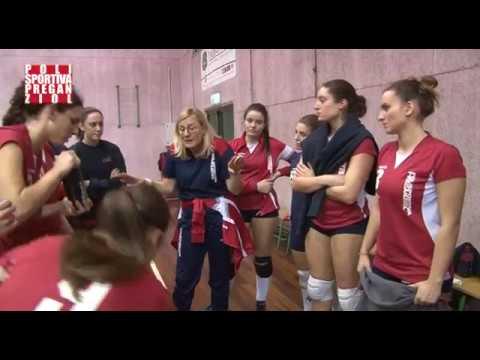 Lidia Compagno presenta la pallavolo a Preganziol