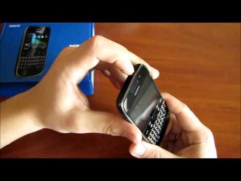 Nokia E6 обзор мобильного аппарата ч.1