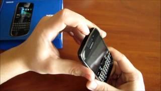 Nokia E6 обзор мобильного аппарата ч.1(, 2011-06-10T07:42:43.000Z)