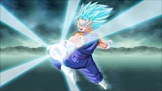 Dragon Ball Super OST   Super Saiyan Blue Vegito