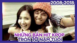Những bản Hit Kpop một thời năm nay đã tròn 10 tuổi - Kpop thời hoàng kim