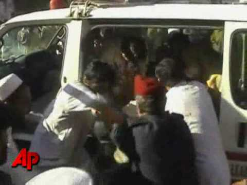 Militant Attacks Test Pakistan's Resolve