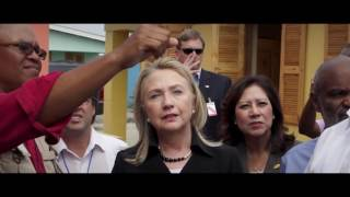 Clinton Haiti Donations Scandal in 90 seconds - FOLLOW THE MONEY