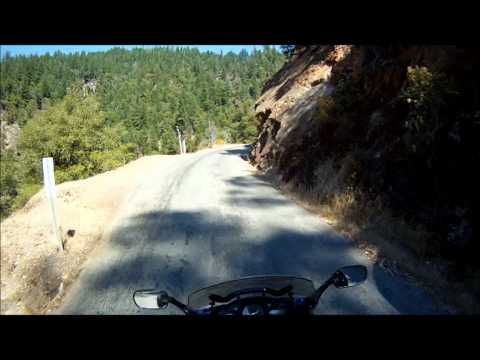 Salmon River Road - Northern California