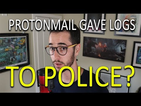 Lawyer Says ProtonMail Offers IP Logging to Police?