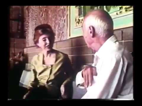 Henry Miller talks about half-dead people (zombies)