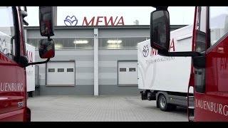 Osobně a pomocí systému - Čím je textilní management MEWA tak jedinečný