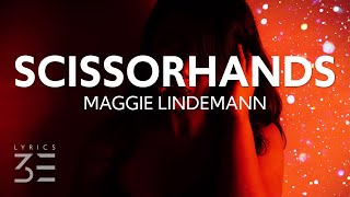 Download Mp3 Maggie Lindemann - Scissorhands  Lyrics