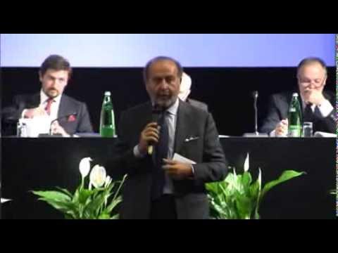 Confindustria Radio Televisioni - 1a Assemblea Generale - Severino Salvemini