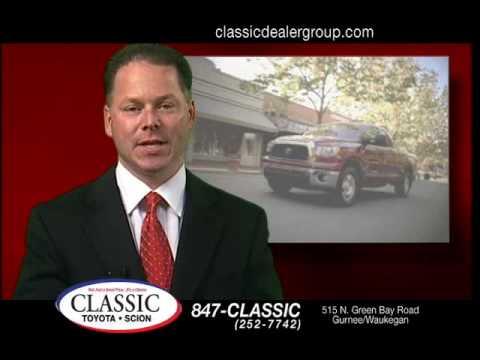 Classic Toyota Waukegan >> Chicago Toyota Recall Classic Toyota Waukegan Il Youtube