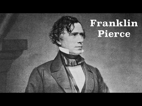 Franklin Pierce (Story Time with Mr. Beat)
