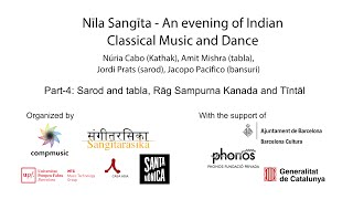 Nīla Saṅgīta - An evening of Indian Classical Music and Dance (Part-4)