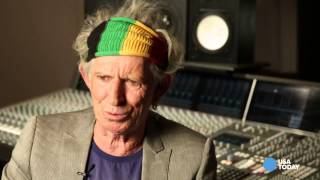 Keith Richards' secret to a long marriage is...