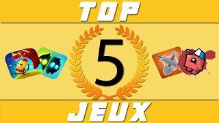 Top 5 Meilleurs Jeux Gratuits Android Mi-2016