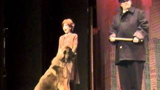 """Video Rebecca Lynn Goldfarb and Mr. America """"Tomorrow"""" from Annie at CM Performing Arts Center download MP3, 3GP, MP4, WEBM, AVI, FLV Agustus 2017"""