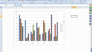 Dynamic Chart with Excel