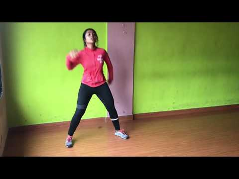 Zumba - Ciara - Level Up by Prasad Wadekar & Pranoti Adekar