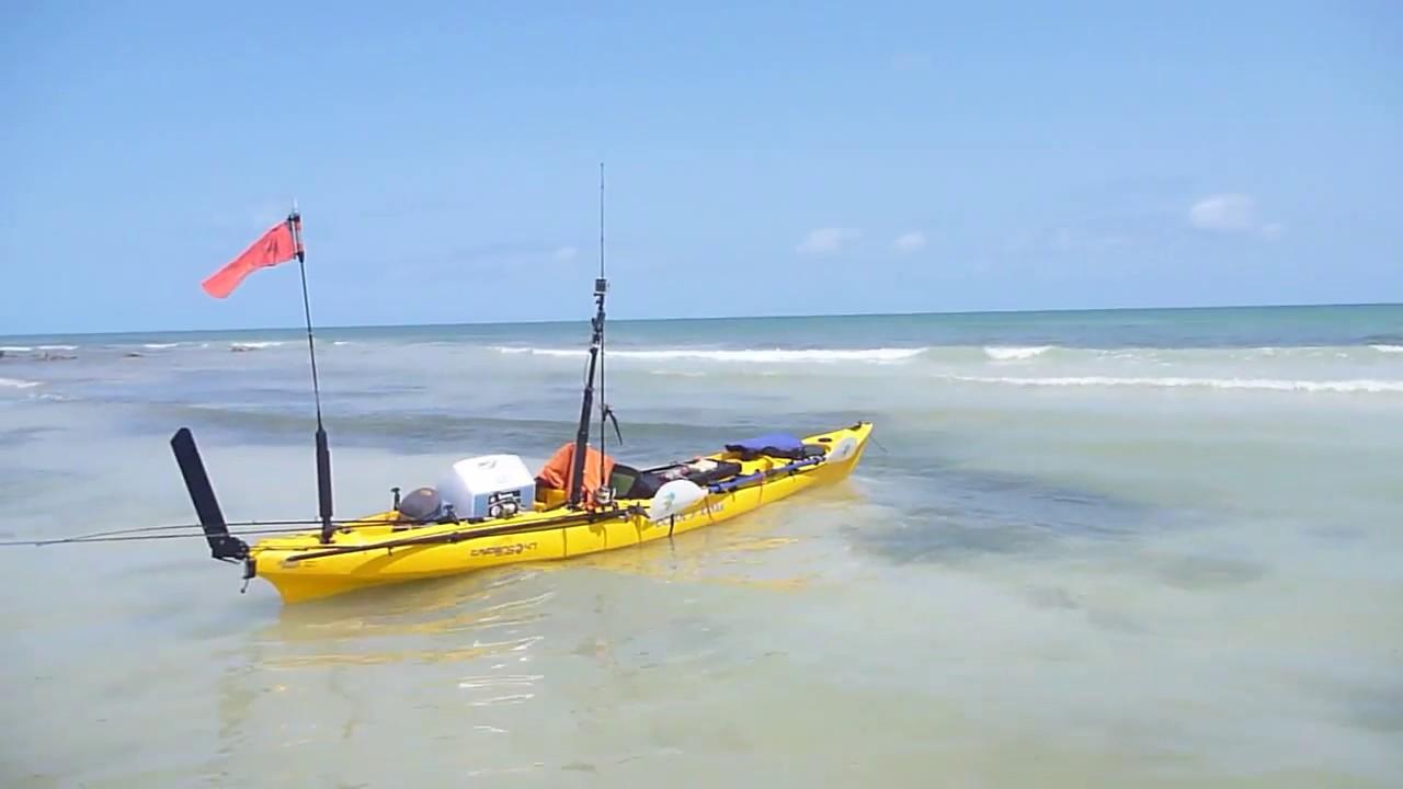 Florida keys kayak fishing april may 2013 youtube for Kayak fishing florida