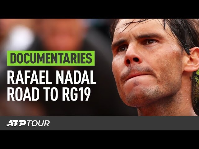 RAFA REVEALS   RAFA'S ROAD TO #RG19