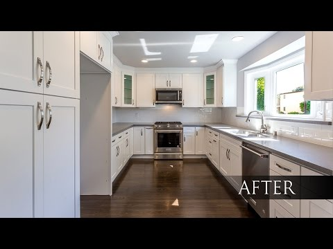 Studio City Renovation Project -  Before & After