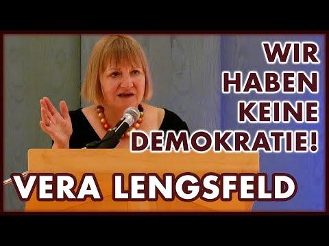 Vera Lengsfeld: Wir haben längst keine Demokratie mehr