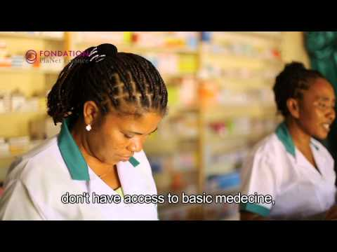 Access to health in Madagascar, the ZINA project Positive Planet