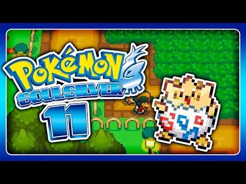 Der TOGEPI-GRIND! ❄️ #11 • Let's Play Pokemon SoulSilver [Silberne Edition]