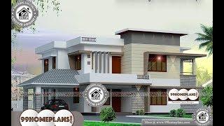 Indian House Design By 99HOMEPLANS COM [ Esp: M024 ]