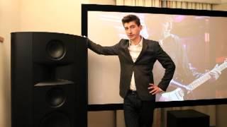 Moscow Audio Show 2013: чудовищный агрегат Triad Cinema Reference CR-1