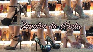 Zapatos de Moda 2018 /Zapatillas en Tendencia Económicas