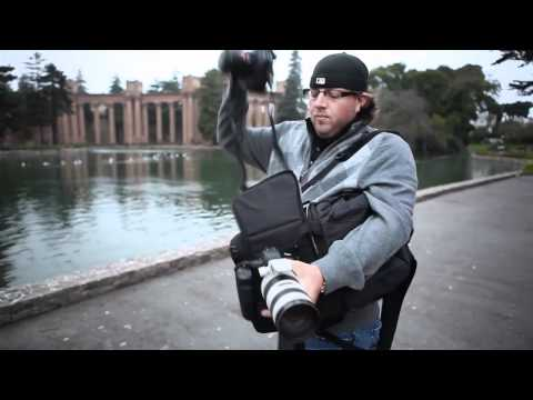Max Morse And The Lowepro DSLR Video Fastpack