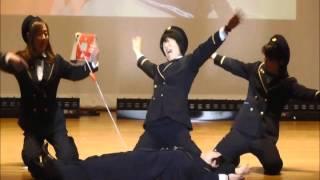 横浜南消防団声楽隊による歌唱広報 Diamonds 蘇生 作詞・作曲/中山加奈...
