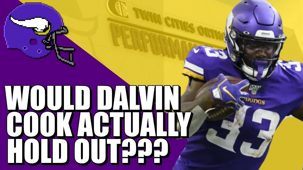 Dalvin Cook holdout: Why it's only a matter of time until Vikings ...
