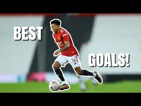 Jesse Lingard | Best Goals And Shots