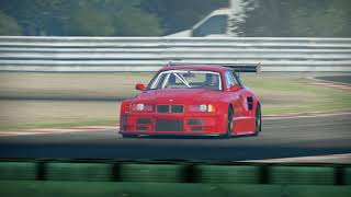 need for speed shift 2  BMW M3 E36 TUNING