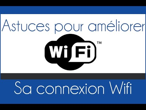 3 solutions pour am liorer sa connexion wifi youtube. Black Bedroom Furniture Sets. Home Design Ideas