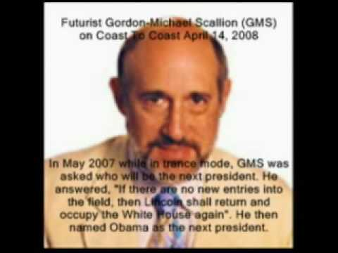 Future Map Of The World Gordon Michael Scallion.Barack Obama Part 1 Of 2 Youtube